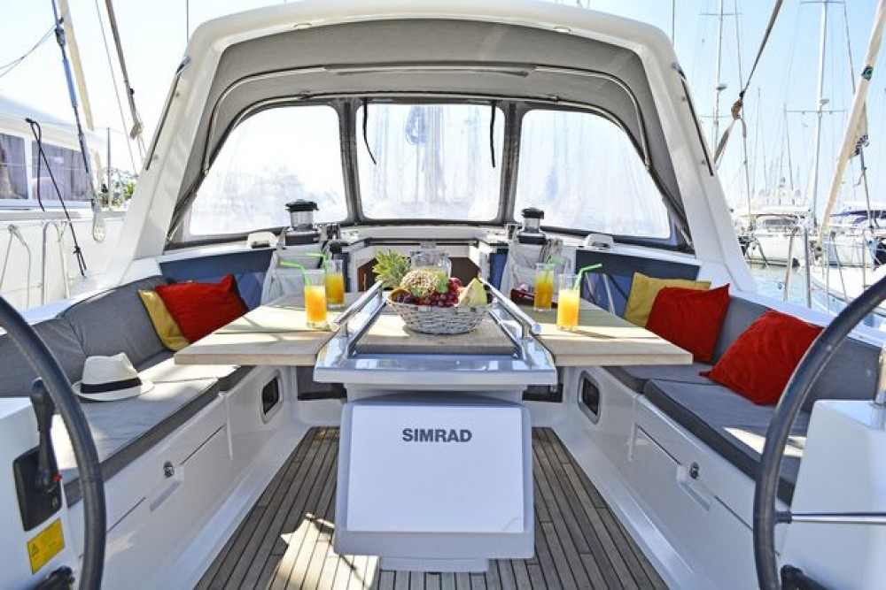 Rental yacht Kos -  Oceanis 41 on SamBoat