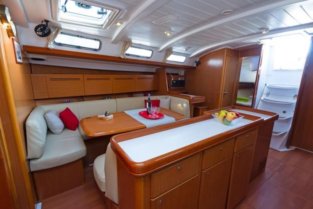 Boat rental  cheap Cyclades 50.5