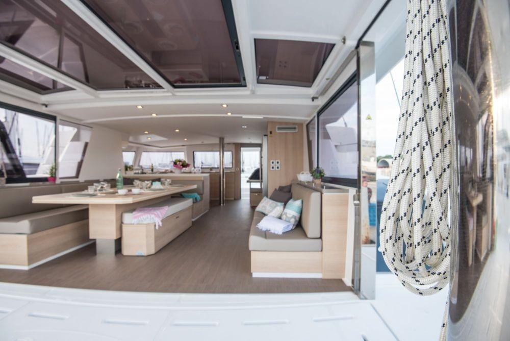 Rental Catamaran in Athens -  Bal 5.4