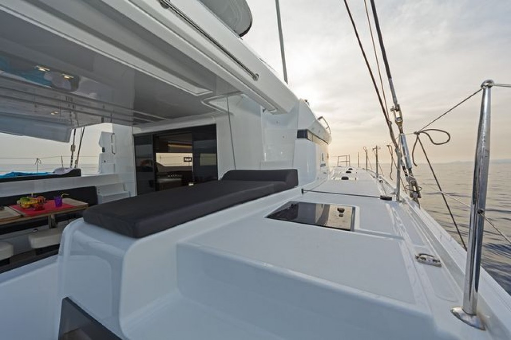 Hire Catamaran with or without skipper  Peloponnese, Western Greece and the Ionian