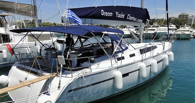 Boat rental Bavaria Bavaria Cruiser 56 in Athens on Samboat
