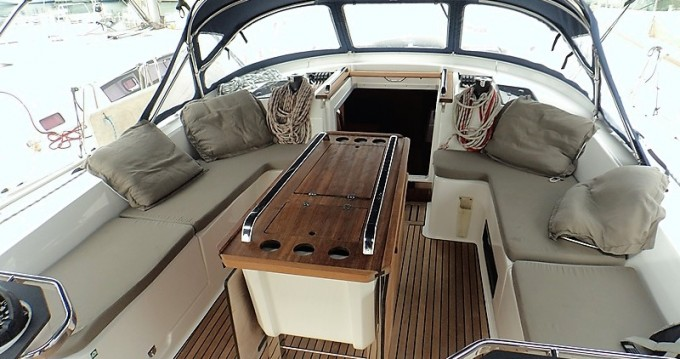 Rental Sailboat in Athens - Bavaria Bavaria Cruiser 56