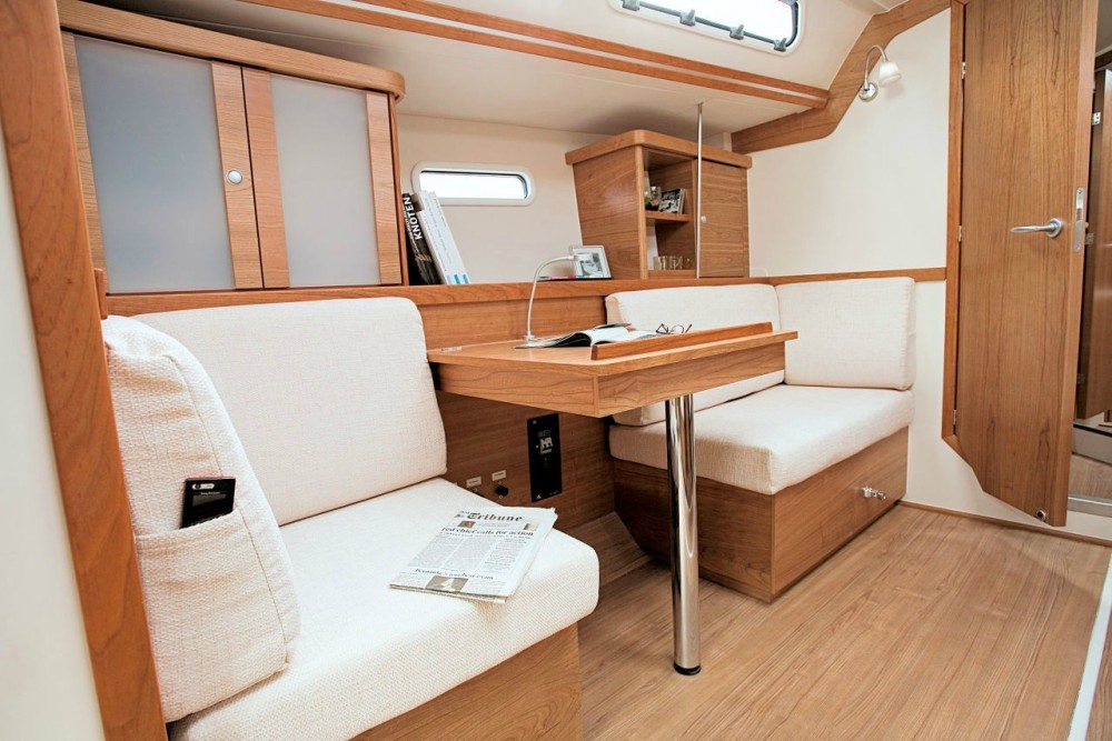 Hire Sailboat with or without skipper  Aegean
