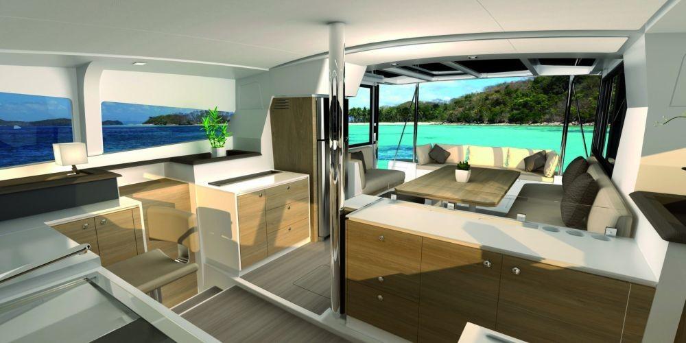 Rental yacht Municipality of Kos -  Bali 4.1 on SamBoat