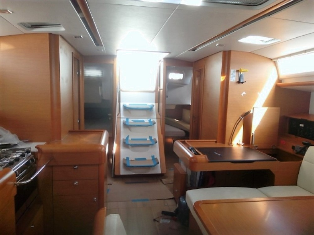 Rental yacht Athens - Jeanneau Sun Odyssey 509 on SamBoat