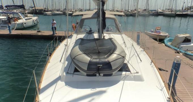 Rental Sailboat in Grecia - Bénéteau Oceanis 45
