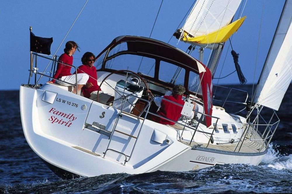 Boat rental Bénéteau Oceanis 393 in Municipality of Kos on Samboat