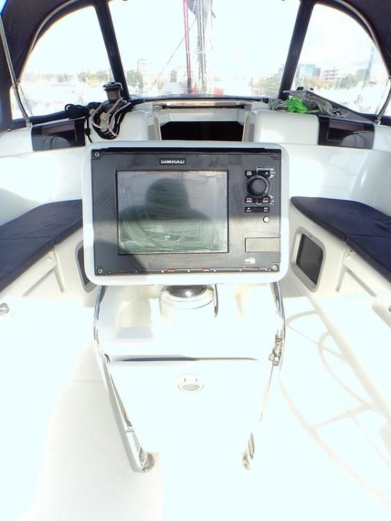 Rental yacht Athens - Jeanneau Sun Odyssey 439 on SamBoat