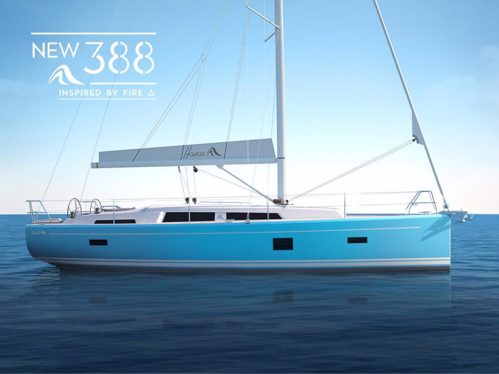 Hanse Hanse 388 between personal and professional Corfu