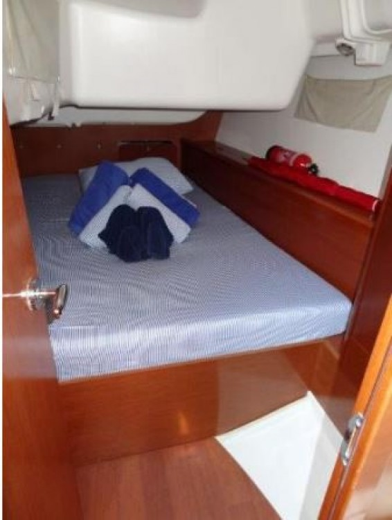 Rental Sailboat in Peloponnese, Western Greece and the Ionian - Bénéteau Oceanis 40