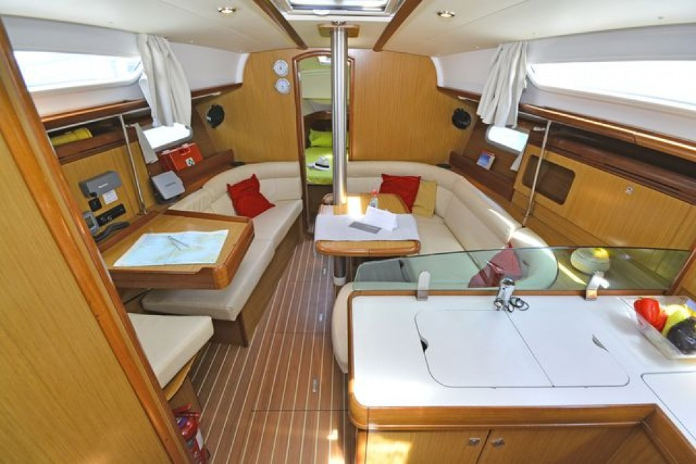 Boat rental  Sun Odyssey 36i in Corfu on Samboat