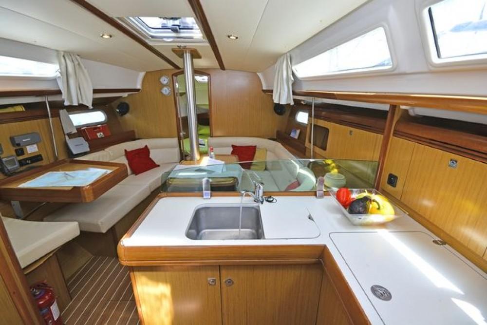Rental Sailboat in Corfu -  Sun Odyssey 36i