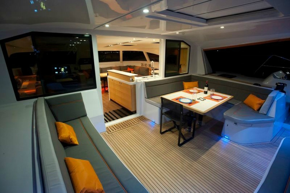 Hire Catamaran with or without skipper NAUTITECH CATAMARANS Athens
