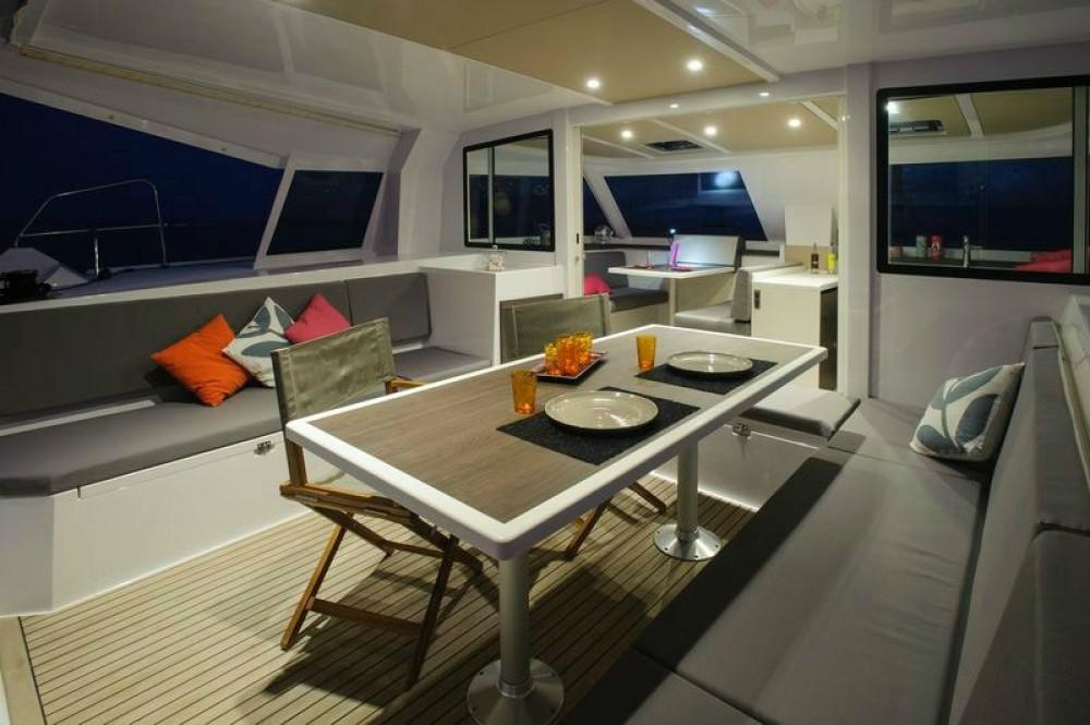Rental Catamaran NAUTITECH CATAMARANS with a permit