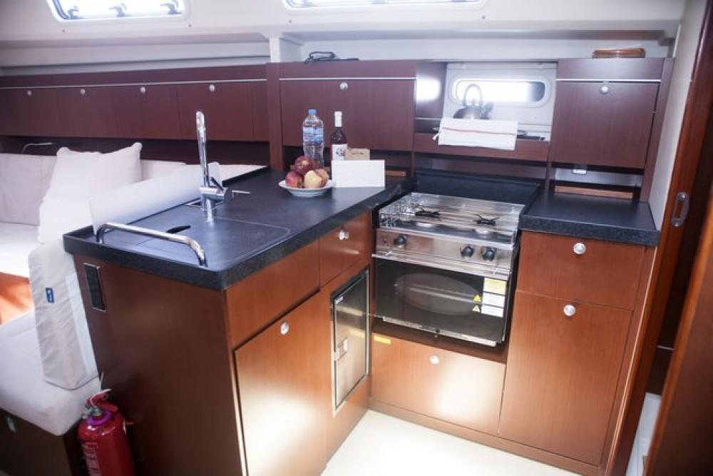 Rental yacht Athens - VIRTUAL Hanse 415 on SamBoat