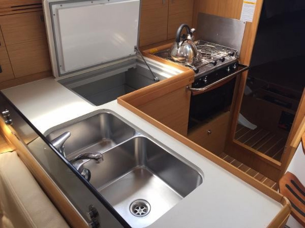 Sailboat for rent Peloponnese, West Greece and Ionian Sea at the best price
