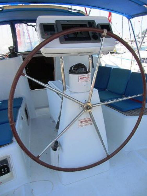 Boat rental  Sun Odyssey 36i in Peloponnese, West Greece and Ionian Sea on Samboat