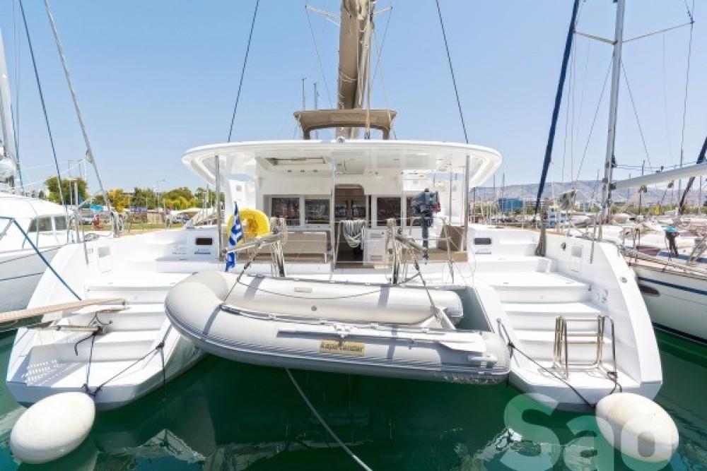 Rent a  Lagoon 450 Athens