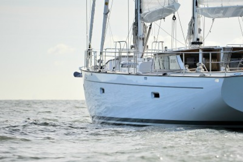Rental Sailboat Opus with a permit