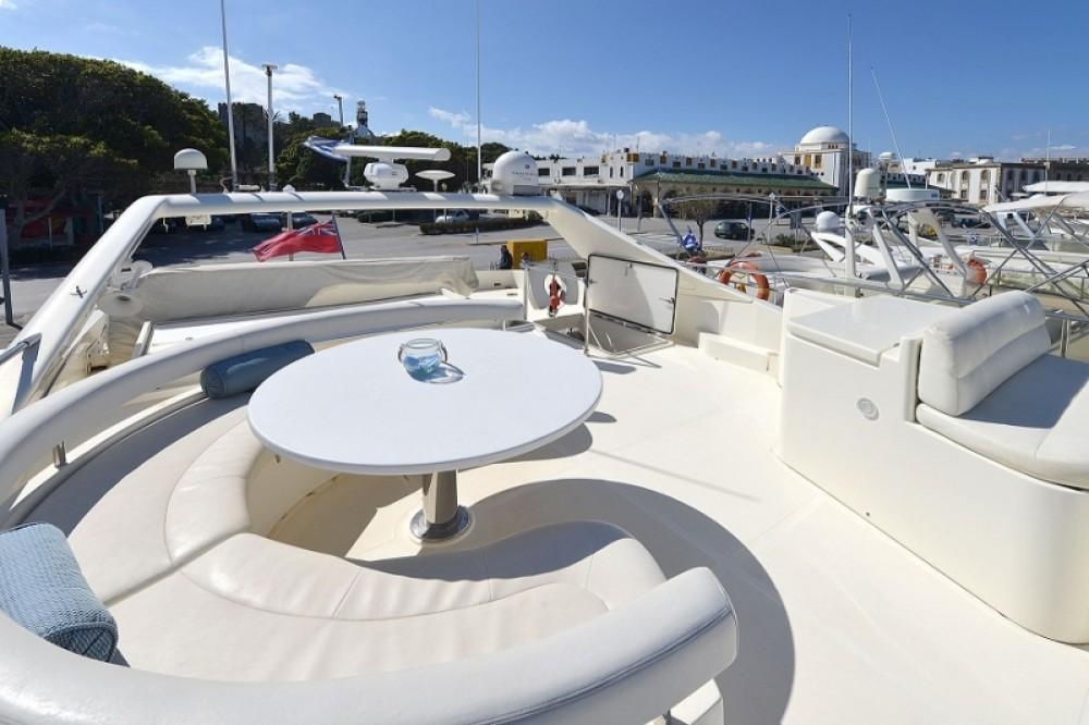 Boat rental  Ferretti 68 in Rhodes on Samboat