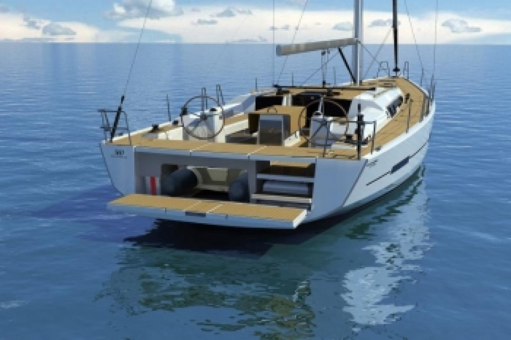 Rental Sailboat in Athens - Dufour 560 Grand Large Dufour 560 Grand Large