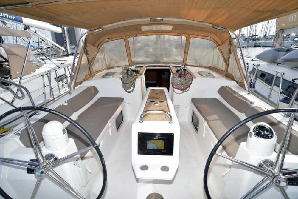 Rental Sailboat in Athens - Dufour Dufour 450 Grand Large