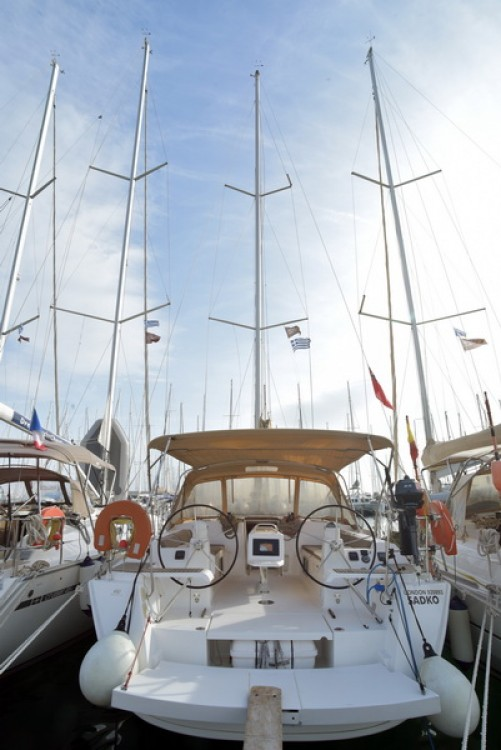 Rental Sailboat in Skiathos - Dufour Dufour 450 Grand Large