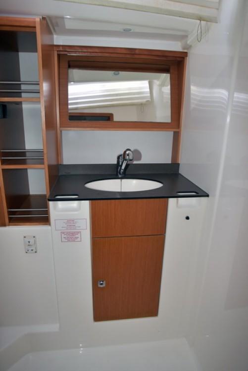 Boat rental Athens cheap Bavaria 51 Cruiser