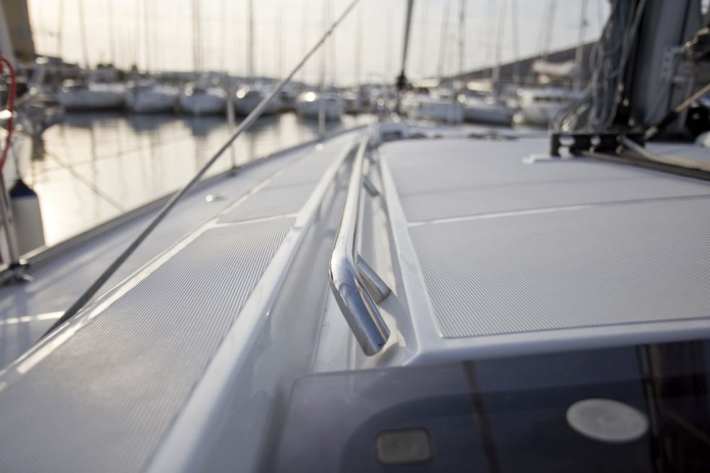 Rental Sailboat in Trogir - Bénéteau Oceanis 48