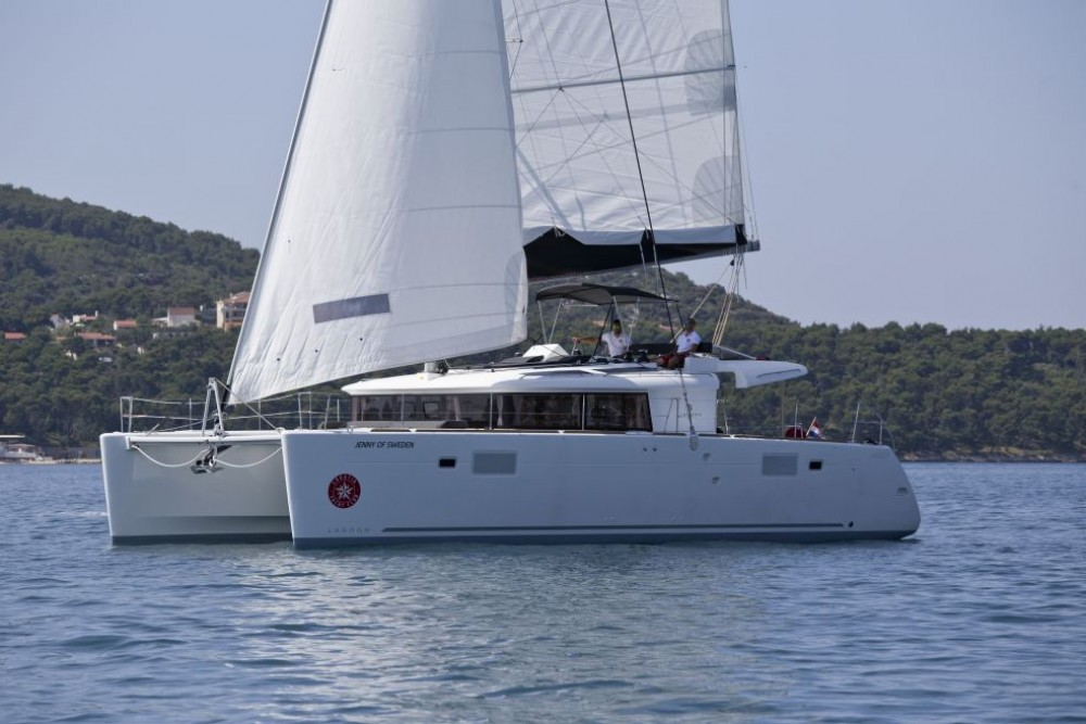 Rental Catamaran in Trogir - Lagoon Lagoon 450 F