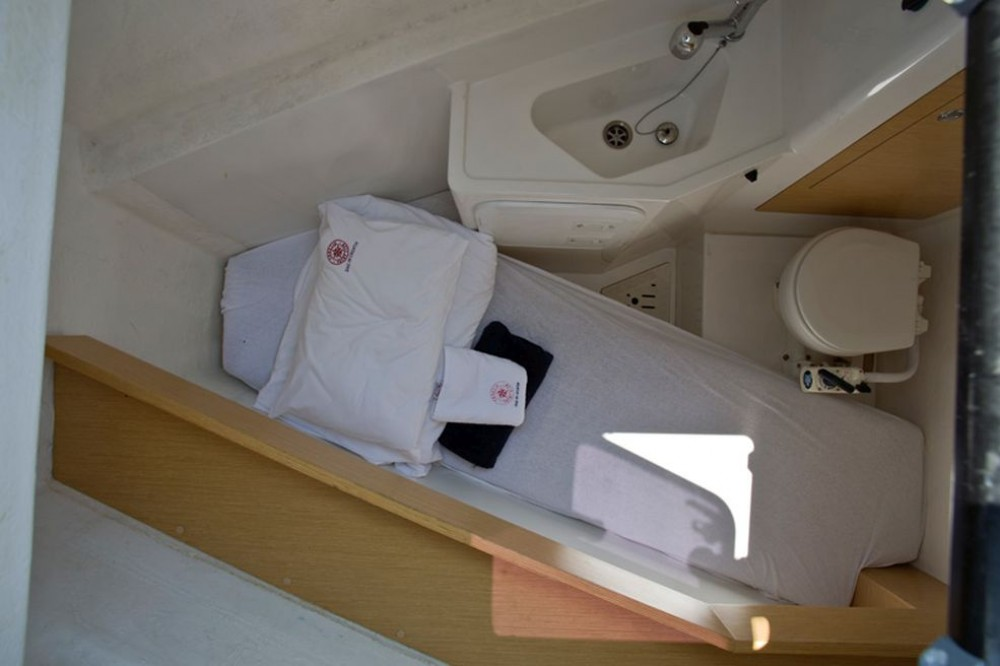 Boat rental Trogir cheap Elan 494 Impression