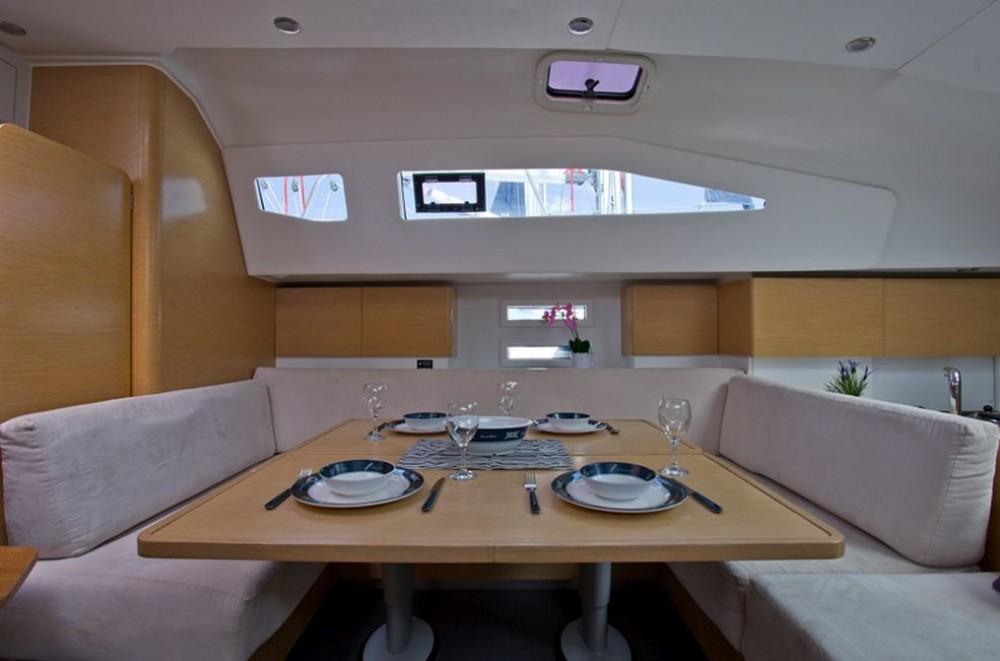 Rental yacht Trogir - Elan Elan 494 Impression on SamBoat