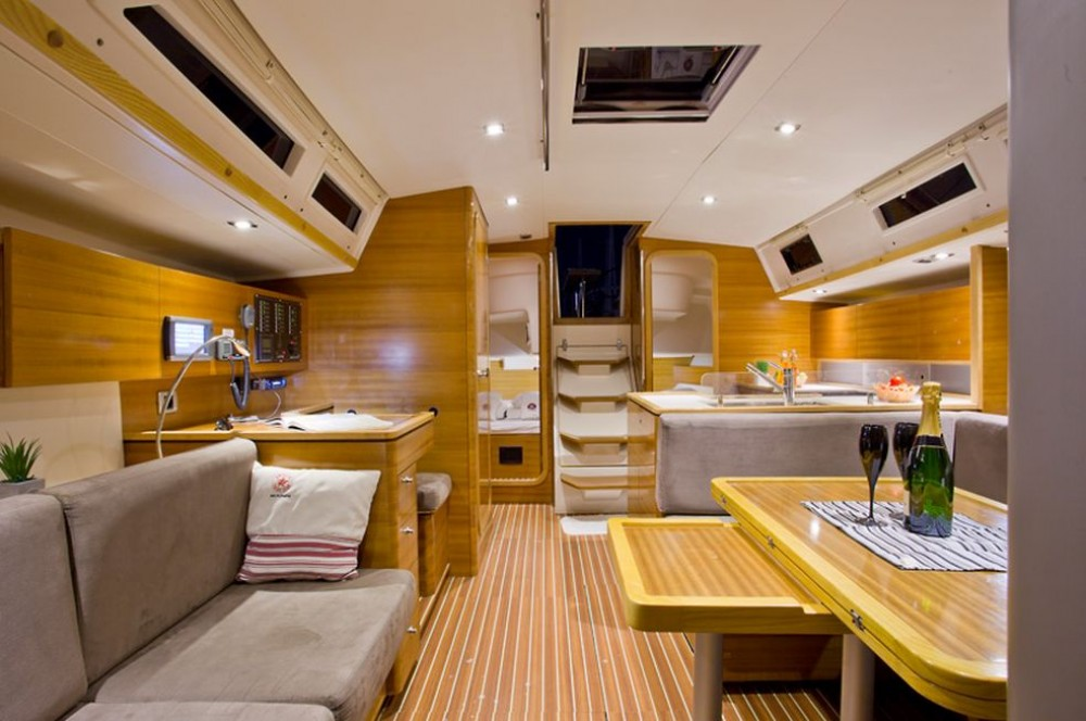 Salona Salona 44 between personal and professional Trogir