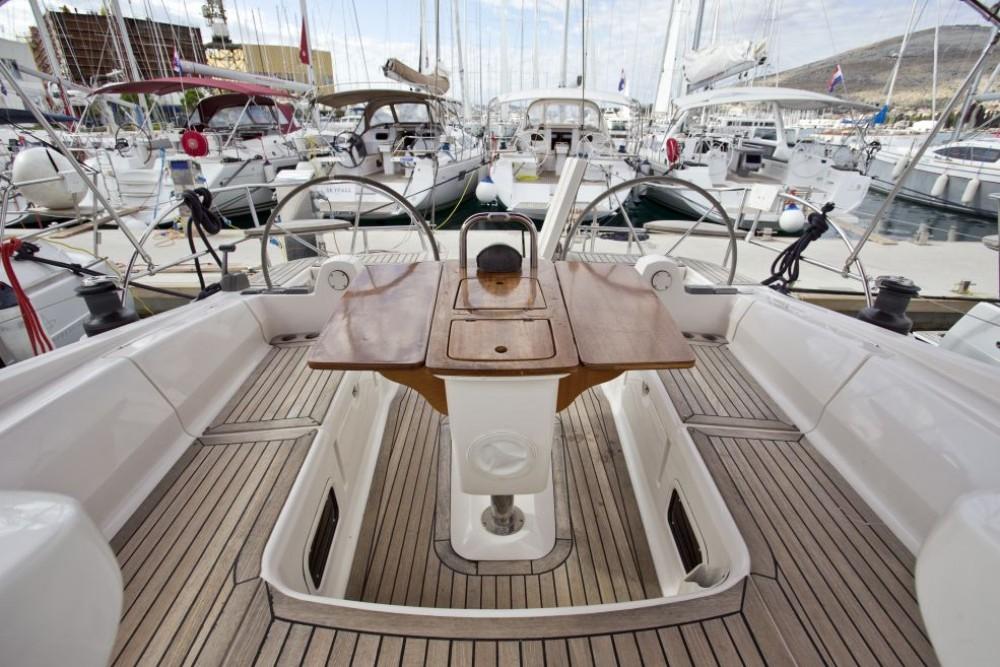 Rental Sailboat in Trogir - Elan Elan 434 Impression