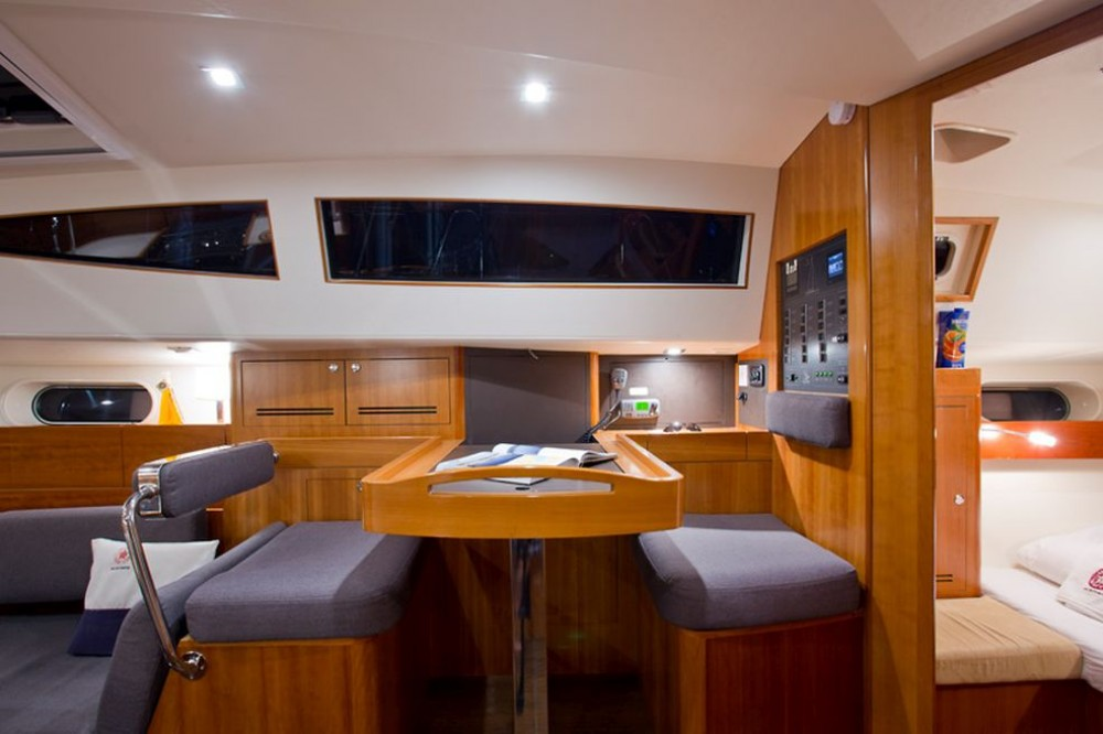 Hire Sailboat with or without skipper Chantier Allures Yachting Traù
