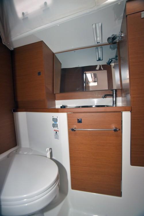Boat rental Dubrovnik cheap Sun Odyssey 389