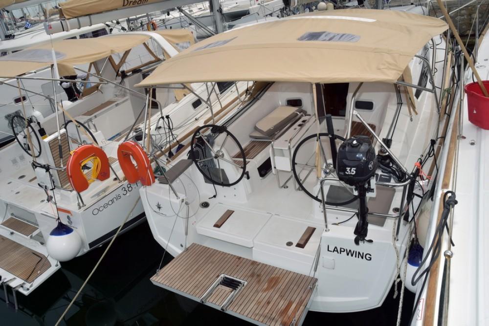 Rental yacht Dubrovnik - Jeanneau Sun Odyssey 349 on SamBoat
