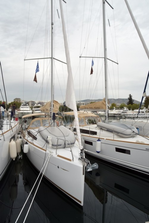 Boat rental Dubrovnik cheap Sun Odyssey 349