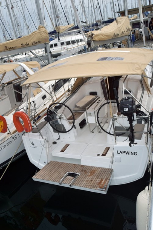 Jeanneau Sun Odyssey 349 between personal and professional Dubrovnik