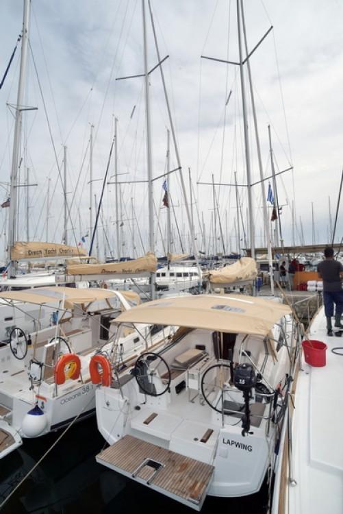 Boat rental Jeanneau Sun Odyssey 349 in Dubrovnik on Samboat