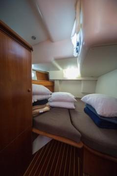 Boat rental Jeanneau Sun Odyssey 54 DS in Seget Donji on Samboat