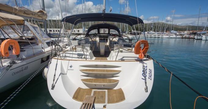 Boat rental Seget Donji cheap Sun Odyssey 54 DS