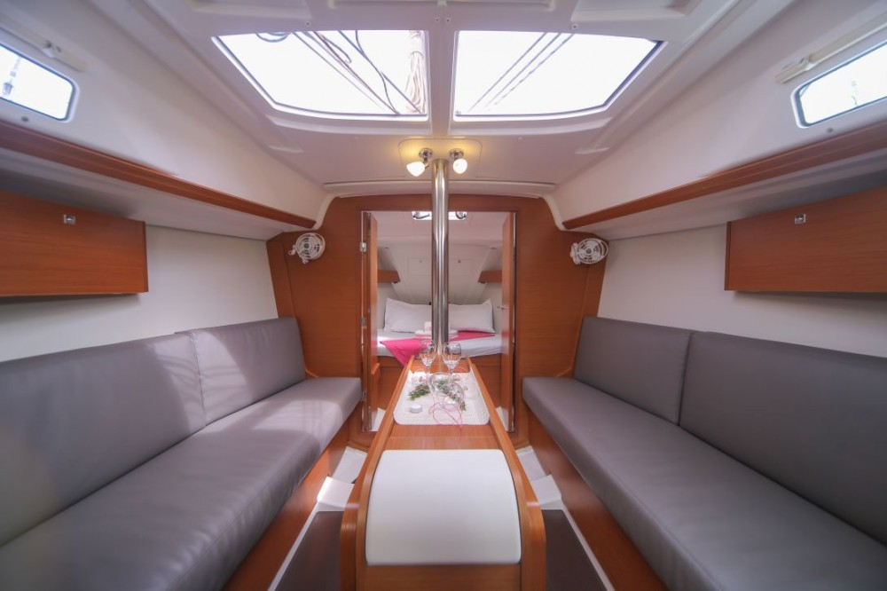 Dufour Dufour 310 between personal and professional Trogir