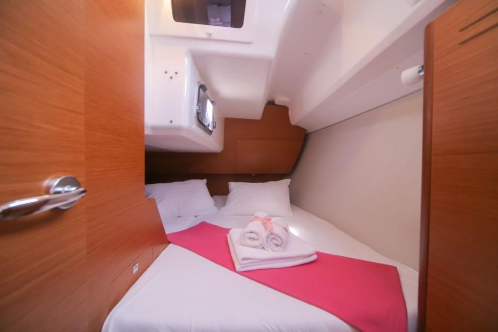 Boat rental Trogir cheap Dufour 310