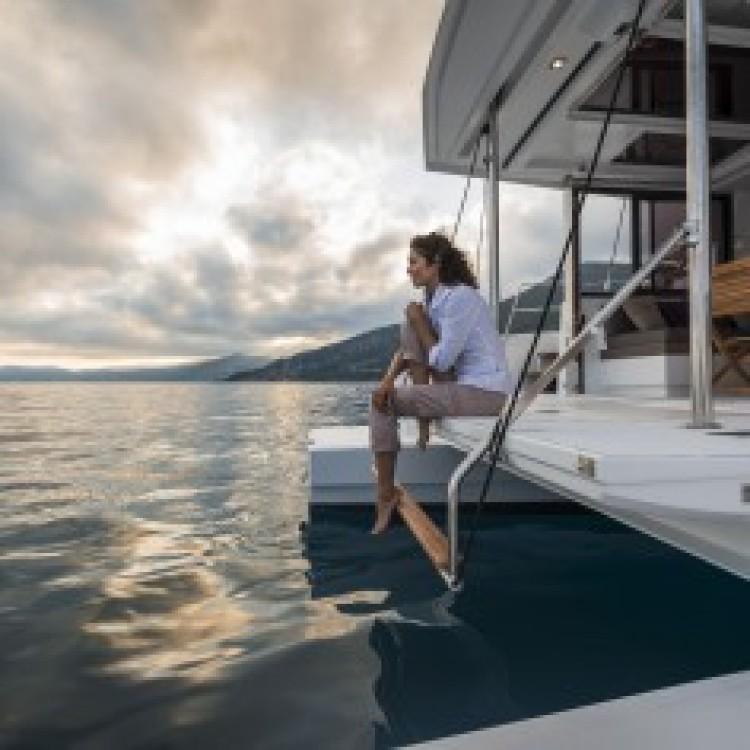 Rent a Bali Catamarans Bali 4,0 Owner Version Šibenik