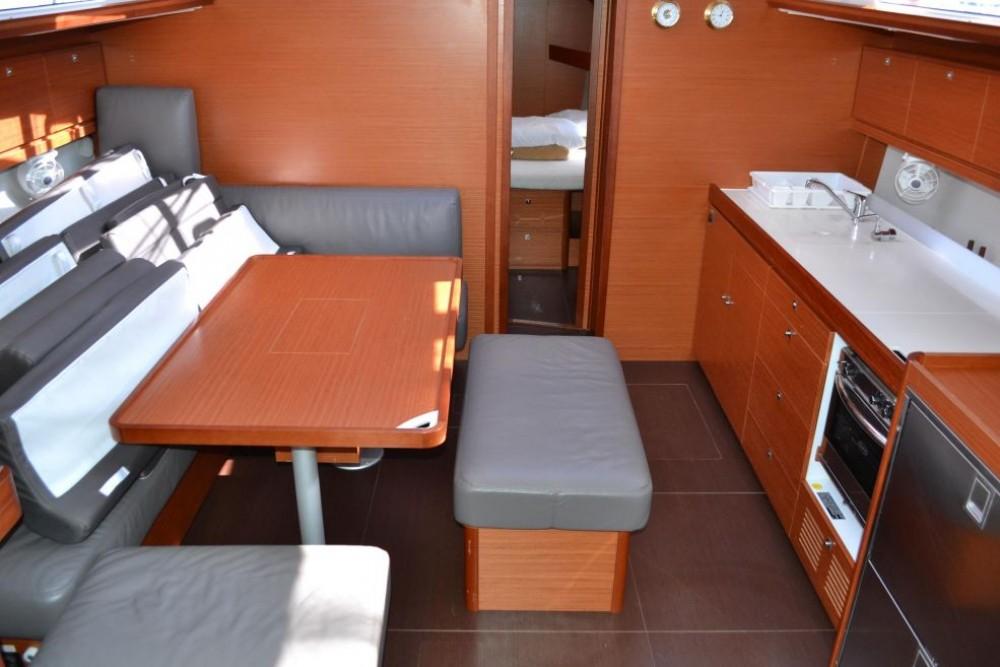 Rental yacht Trogir - Dufour Dufour 460 Grand Large on SamBoat
