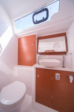 Boat rental Trogir cheap Dufour 460 Grand Large