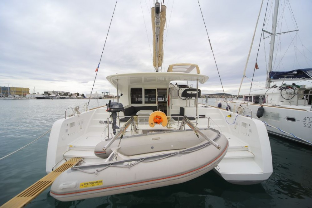 Rental yacht Trogir - Lagoon Lagoon 40 on SamBoat