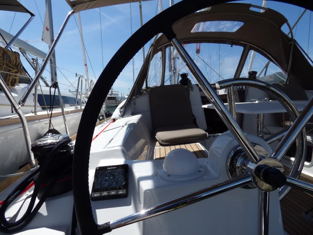 Rent a Jeanneau Sun Odyssey 389 Marina Kaštela