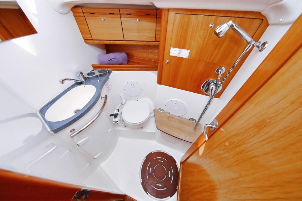 Rental Sailboat in Trogir - Bavaria Cruiser 50